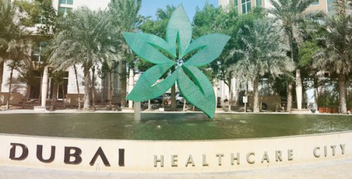 Dubai Healthcare City (DHCC)