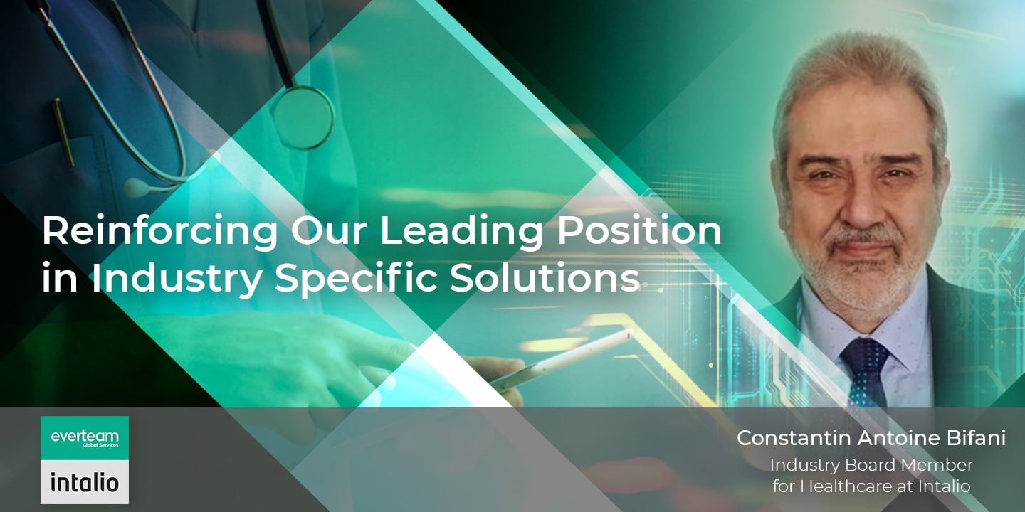 Board Announcement | Reinforcing Our Leading Position in Industry Specific Solutions
