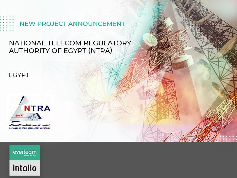 National Telecom Regulatory Authority of Egypt (NTRA) | Signs for Correspondence Management System