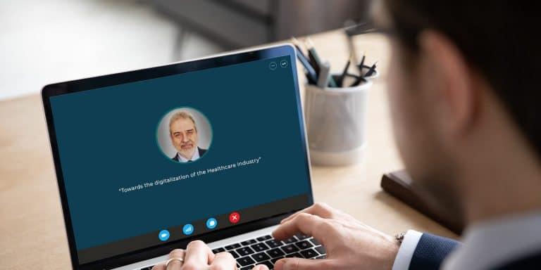 Interview avec Constantin Bifani | Vers la digitalisation du secteur de la santé