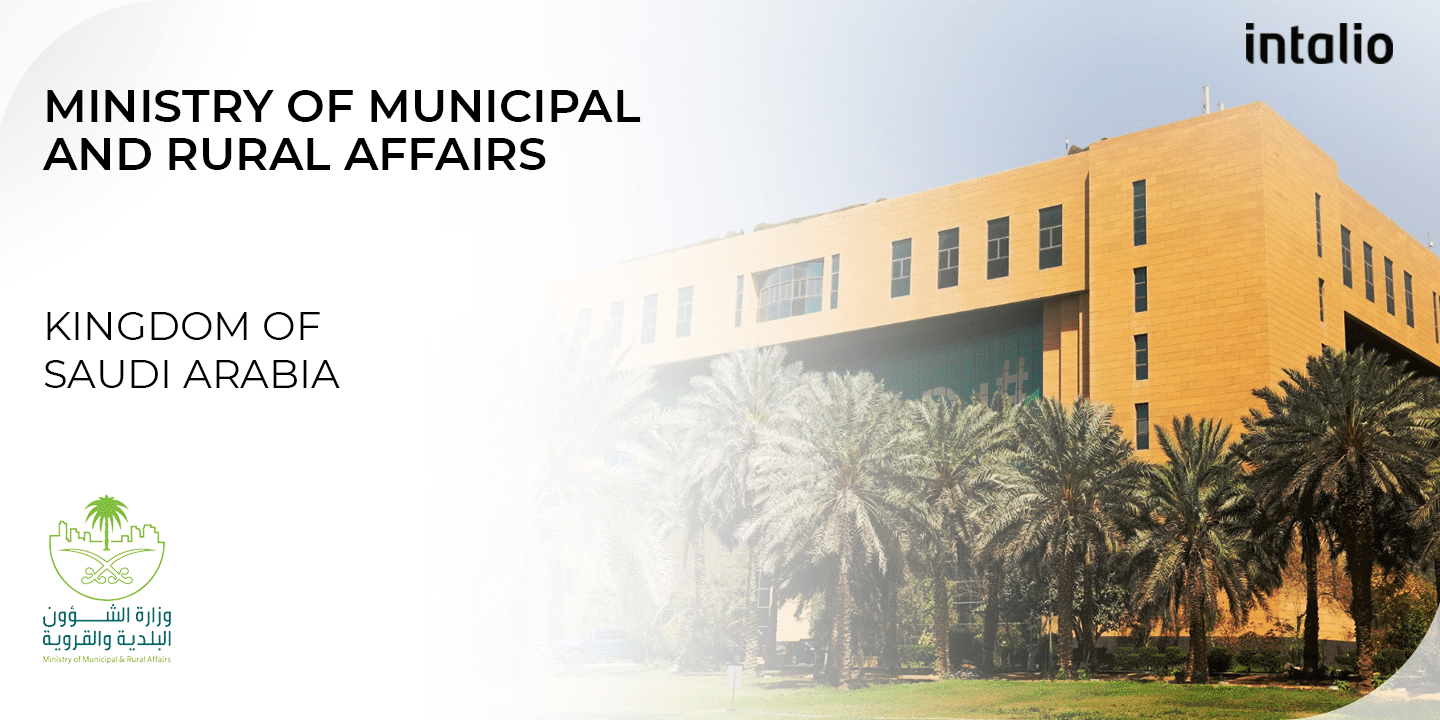 Ministry of Municipal & Rural Affairs Partners With EverteamGS-Intalio For A Paperless Municipal Sector