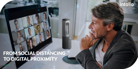 From Social Distancing To Digital Proximity