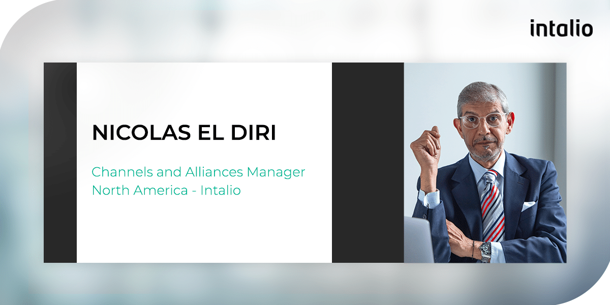 Nicolas El Diri Joins Intalio
